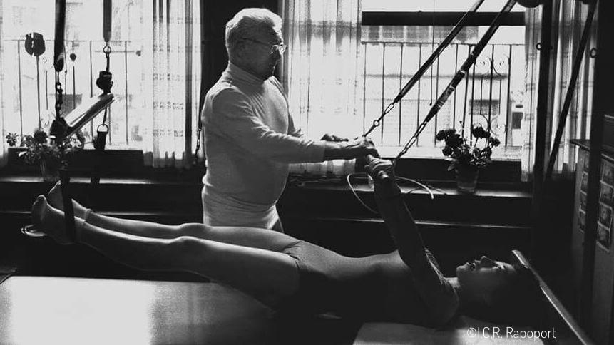 Pilates Saint Maur - Joseph Pilates