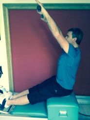 Atelier R Pilates Saint Maur - Pilates short box on reformer