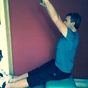 Atelier R Pilates Saint Maur - Pilates short box on reformer