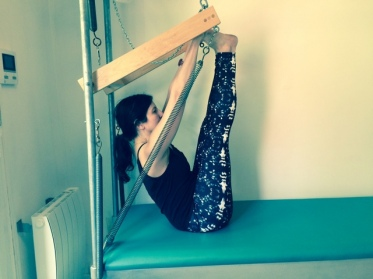 Atelier R Pilates - Pilates Monkey on caddy