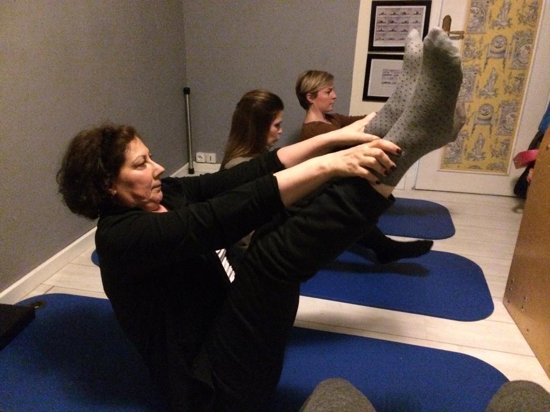 Pilates Saint Maur 2017 - 2