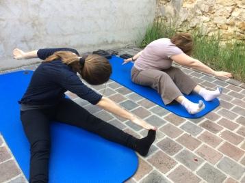 Pilates Saint Maur - Cours de pilates mat