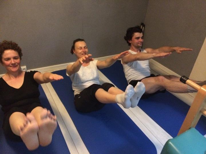 Pilates Saint Maur - Pilates teaser 1