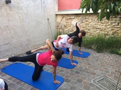 Pilates Saint Maur 2017 - 10